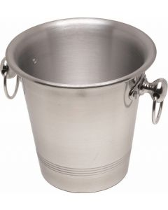 Aluminium Wine Bucket with Ring Handles 3.25 Litre [777001]