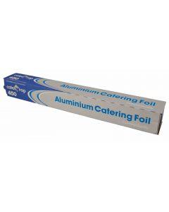 Aluminium Foil 450mm x 75M Roll Pack of 2 [95104]
