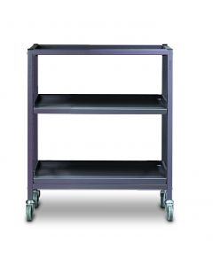 Gratnells 2022U Double Trolley Set with 2 Double Shelves [1549]
