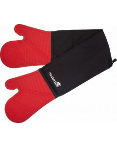 Master Class Seamless Silicone Oven Glove - Double [7052]