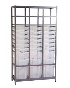 Gratnells 3625 Chemical Store Set with Trays [1545]