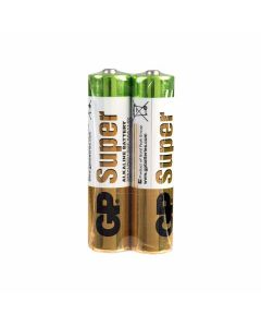 Batteries AAA 1.5V Pack of 2 Alkaline [4040]