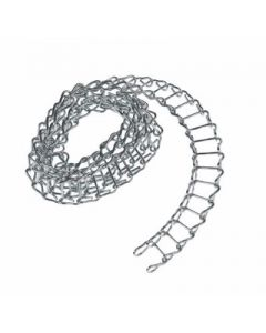 Chain with Zinc Plated Finish, 45cm [4274]