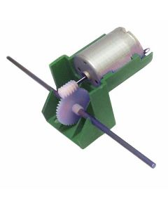 Clunk Click Gearbox Green [4342]