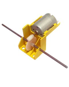 Clunk Click Gearbox Yellow [4343]