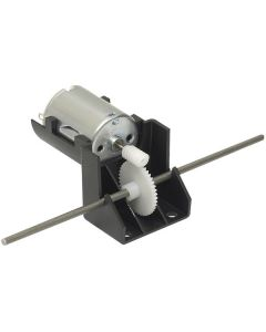 Clunk Click Gearbox Black [4346]