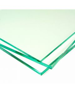 Cast Acrylic Glass Look Pack of 12 1000mm x 500mm x 10mm [44045]