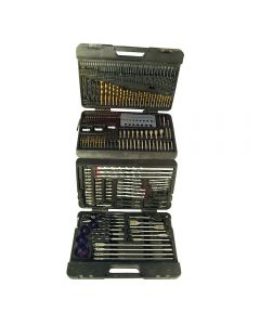 Assorted Drill Bit Set 204 Piece [44951]