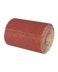 Aluminium Oxide Roll 10m 80 Grit Pack of 5 [94722]