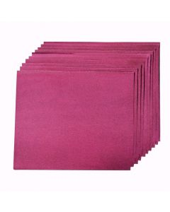 Aluminium Oxide Hand Sheets Pack of 10 (240 Grit) [4725]