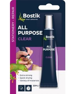 Bostik All Purpose Adhesive 20ml [4787]
