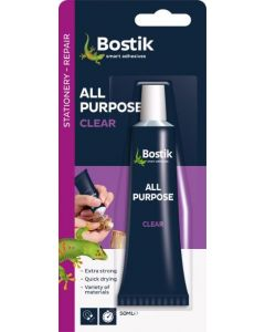 Bostik All Purpose Adhesive 50ml [4788]