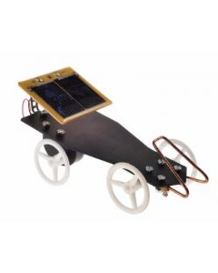 Solar Car with Gears Kit [4837]