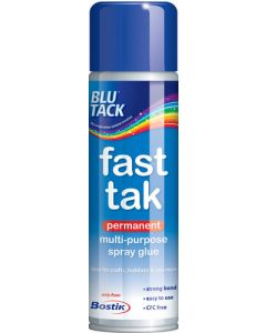 Bostik Fast Tak Spray Adhesive 500ml [4903]