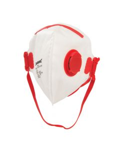 Moulded Valved Face Mask FFP3 [4923]