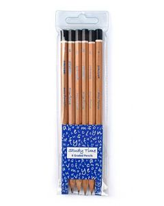Pencils (Pack of 6) [44624]