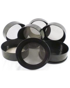 Sieves - Set of 6 Misc. Mesh Sizes [1185]