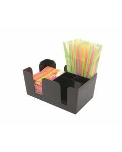 Bar Caddy Black 240 x 150 x 110mm [777788]