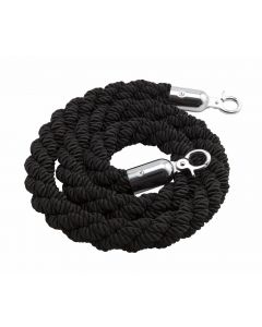 Barrier Rope Black - Use with code Bp-Rpe [777812]