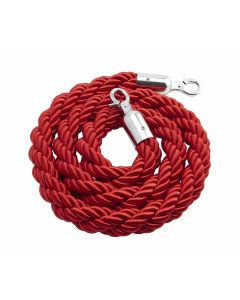 Barrier Rope Red - Use with Code Bp-Rpe [777814]