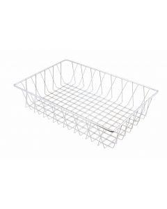 Chrome Display Basket 45 x 30 x 10cm [777859]