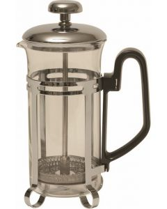 Cafetiere 3-Cup Economy Chrome 11oz 300ml [778761]