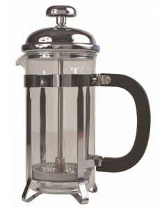 Cafetiere 8 Cup Chrome Pyrex 32oz 1000ml [778763]
