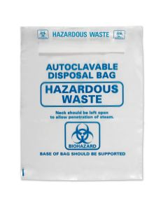 Autoclave Bag Pack of 200 302 x 608mm [1530]