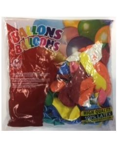 Balloons - Pack of 100 7inch Round [4957]