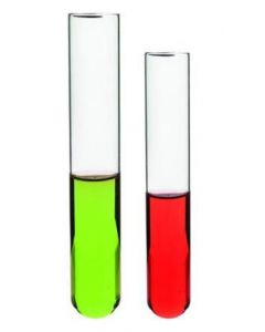Kimble Test Tubes 125 x 16mm Rimless Box of 100 [8242]