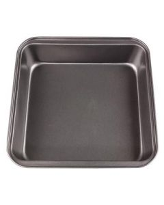 Brownie Pan Non Stick 23cm x 23cm x 5cm Pack of 6 [97878]