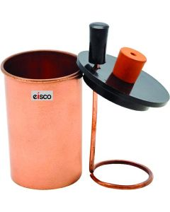 Calorimeter Set Polished Copper [1255]