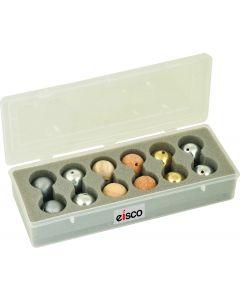 Drilled Balls Set of 12 [2763]