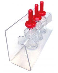 Dropping Bottle/Dropper Bottle Tray Premium 4 x 50ml [3262]