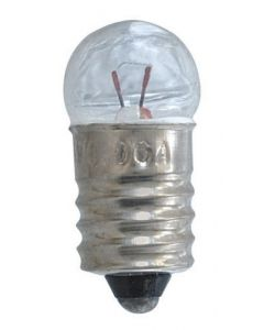 Bulb E10 6.5V [2175]