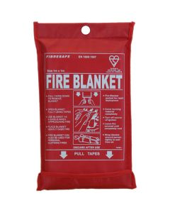Fire Blanket Pack of 3 [91371]