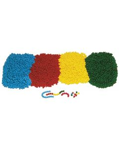 Poppit Beads Green Pack of 150 - Edvotek [80107]