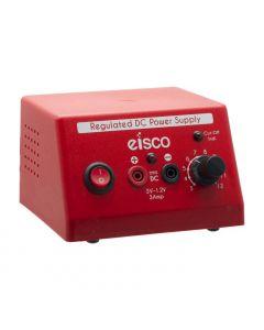 Eisco Regulated DC School Power Supply 3V-12V/3A (x9 Outputs) [80474]