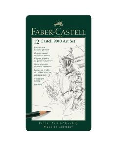 Art Pencils Pack of 12 Castell 9000 [44638]