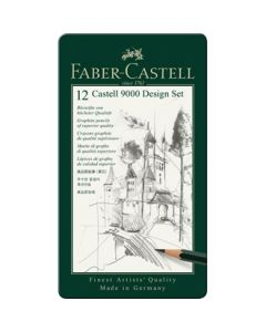 Design Pencils Pack of 12 Castell 9000 [44639]
