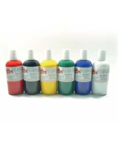 Fabric Paint Pack of 6 x 150ml [45307]