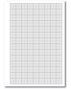 Paper Graph 1,5,10 A4 500 Sheets [3015]