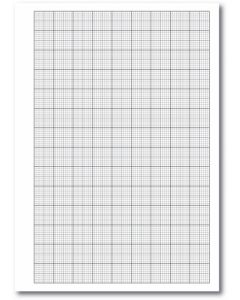 Paper Graph 2,10,20 A4 500 Sheets [3016]