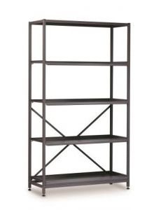 Gratnells 3622D Tall Treble Column Set 4 Shelves [8952]