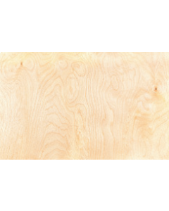 Birch Plywood 600 x 300 x 6mm [45186]