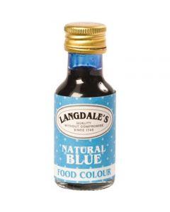 Natural Blue Colour [7977]