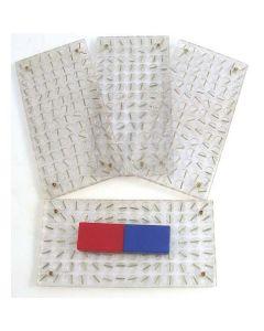 Magnetic Field Demonstrator x4 Plates [1002]