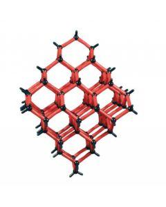 Molecular Models - Orbit Colourwave Diamond [0506]