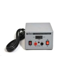 Power Pack AC/DC 6V/12V 2A Eisco [3310]