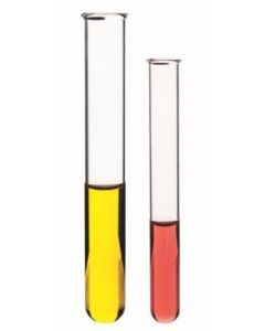 Kimble Neutral Test Tubes 125 x 16mm Rimmed Box of 100 [8349]